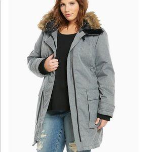 Weatherproof Torrid Winter Jacket Size 2